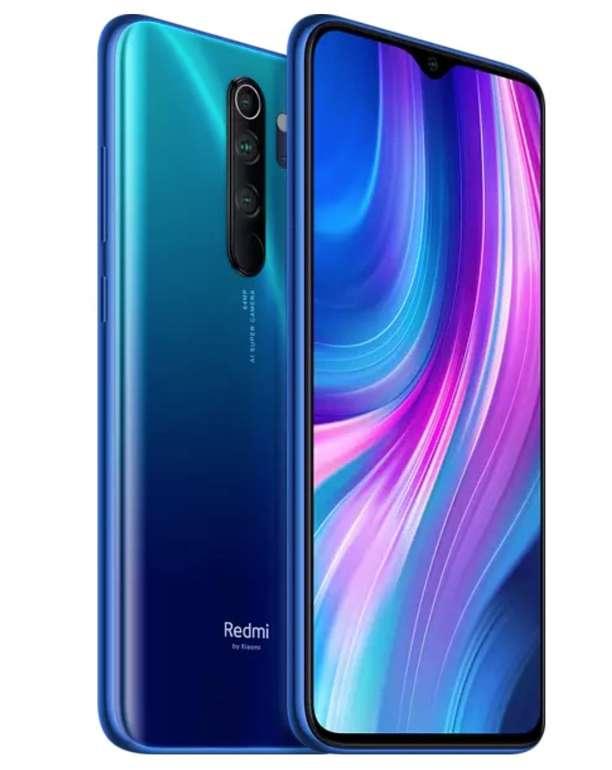 Media Markt & Saturn im Smartphone Fieber, z.B. Xiaomi Redmi Note 8 Pro 128GB Ocean Blue Dual SIM für 149€ (statt 209€)