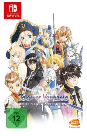 Tales of Vesperia: Definitive Edition (Nintendo Switch) für 21,98€ inkl. Versand (statt 30€)
