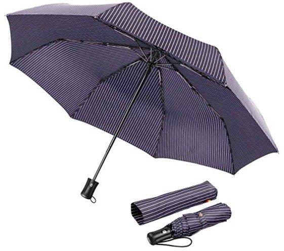 Boy Taschen-Regenschirm mit Auf-Zu-Automatik für 10,99€ inkl. Versand