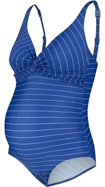 Esprit Maternity Badeanzug in blau für 38,17€ inkl. Versand (statt 61€)