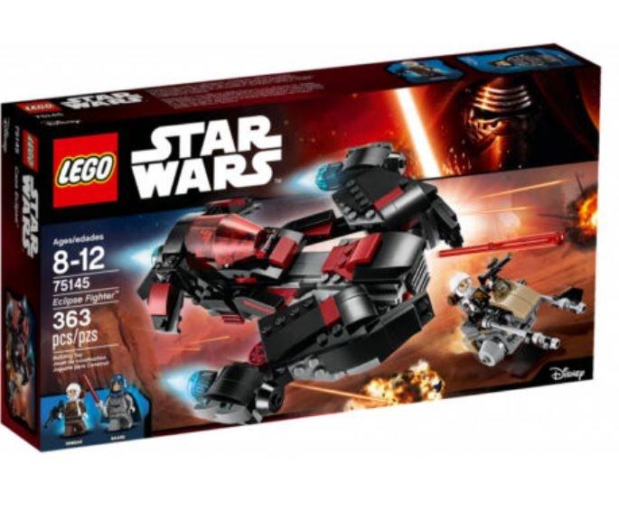Lego Star Wars Eclipse Fighter mit Naare und Dengar für 64,77€ inkl. Versand (statt 73€)