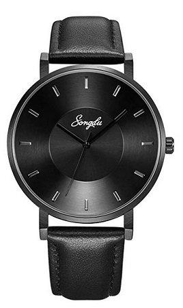 Songdu - Unisex Quarz Uhr mit einem 42mm Ziffernblatt für 12,99€ inkl. VSK