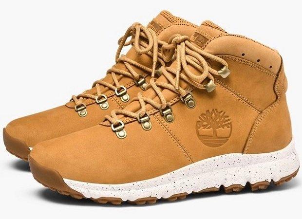Timberland World Hiker Mid Boots für 67,30€ inkl. Versand
