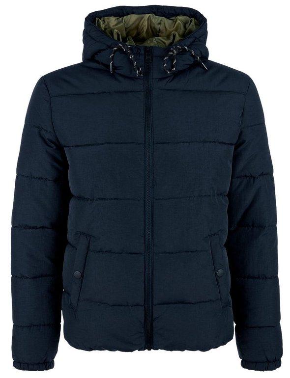 s.Oliver Puffer Jacket mit Kontrastfutter für 30,98€ inkl. Versand (statt 60€)