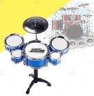 Mini Kids Drum Set bzw. Kinder Schlagzeug für 4,22€ inkl. Versand (statt 9,50€)