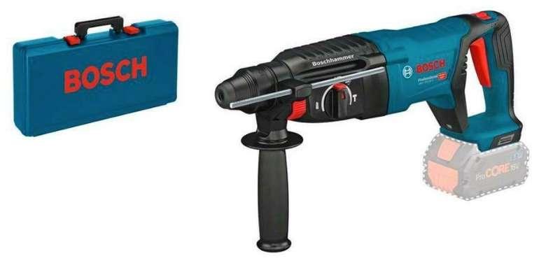 Bosch GBH 18V-26 D Akku-Bohrhammer (ohne Akku und Ladegerät) für 199,95€ inkl. Versand (statt 214€)