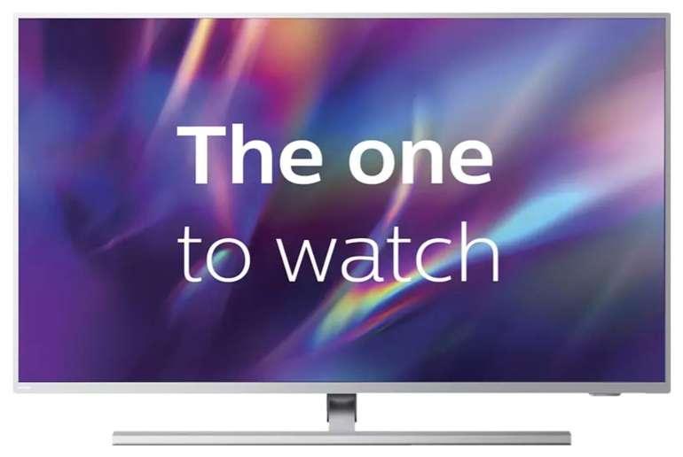 "Philips 58PUS8545/12 - 58"" LED UHD 4K TV Ambilight Smart TV + Philips B5305 Soundbar für 849€ (statt 964€)"