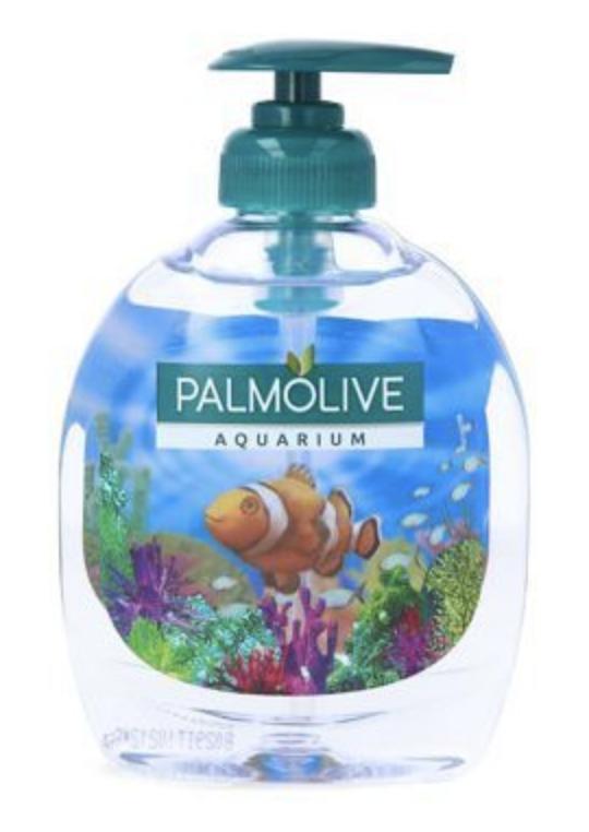 Palmolive Flüssigseife Aquarium (6x300 ml) für 8,99€ inkl. Versand