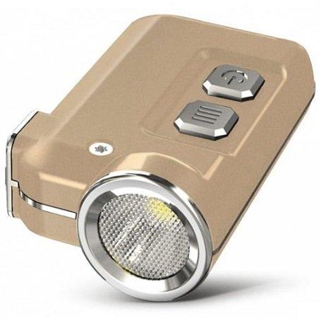 Nitecore TINI CREE XP - G2 S3 LED Schlüsselanhänger Taschenlampe mit Akku 14,77€