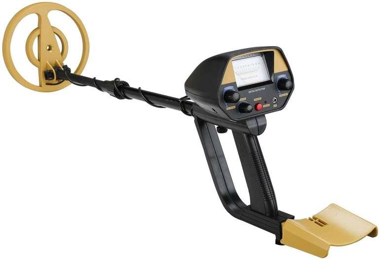 Hengda GC-1039 Metalldetektor für 51,09€ inkl. Versand (statt 73€)
