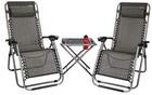Abbey Camp Terrassen-Set (2 Stühle + Tisch) zu 88,90€ inkl. Versand (statt 113€)
