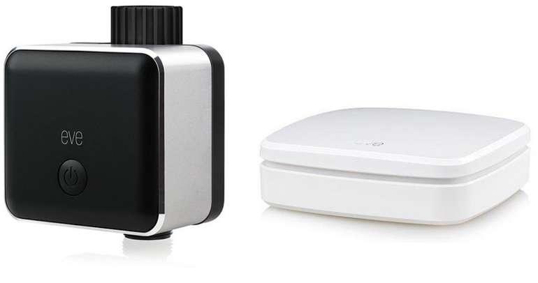 Eve Aqua Bewässerungscomputer + Eve Extend Repeater für Apple Homekit je 104,11€ inkl. Versand (statt 139€)
