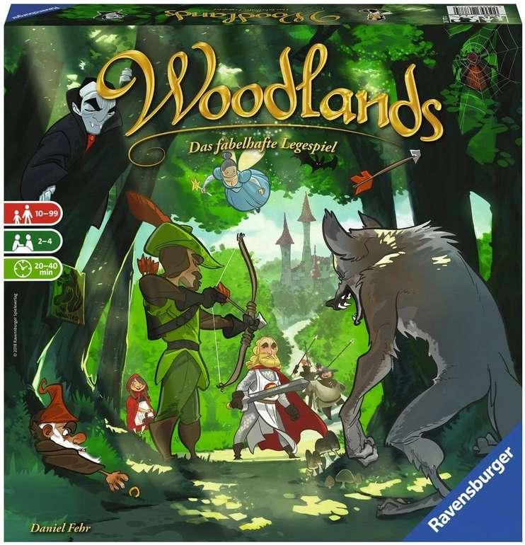 Ravensburger Woodlands - Das fabelhafte Legespiel (26777) für 12,94€ (statt 19€)