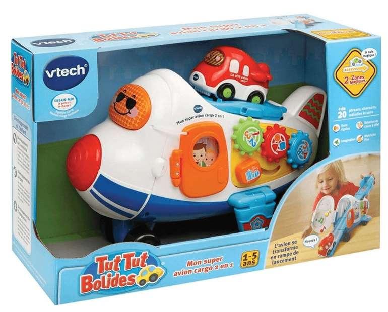 "Vtech Spielzeug-Flugzeug ""Tut Tut Baby Flitzer Frachtflugzeug"" für 17,94€ inkl. Versand (statt 22€)"