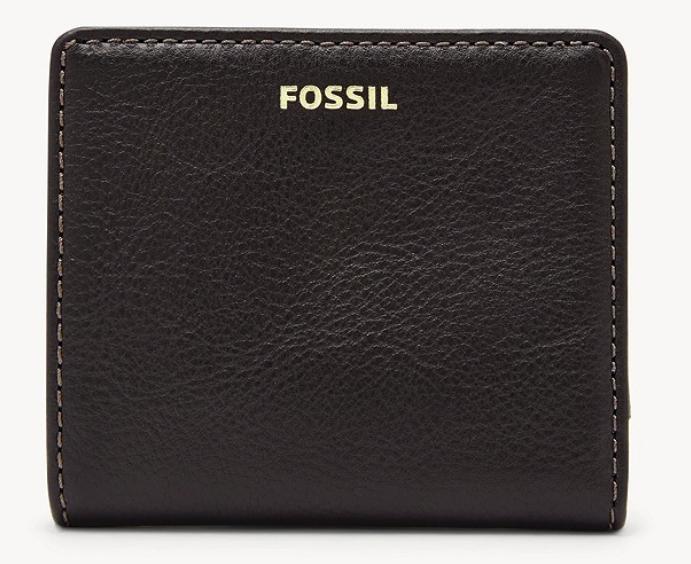 Fossil Damen Geldbörse Madison Bifold in schwarz für 14,70€ inkl. Versand (statt 45€)