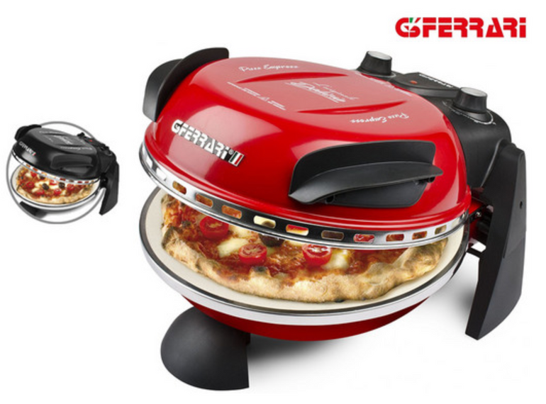 Pizzaofen G3 Ferrari Delizia mit 1.200 Watt für 79,99€ inkl. Versand
