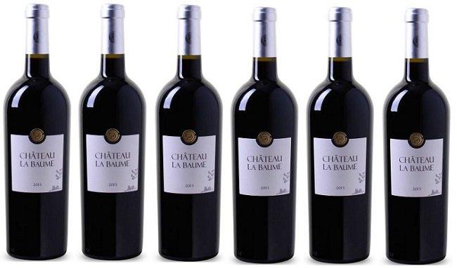 First-Class Premium Weine reduziert z.B. Château La Baume für 40,94€ mit Versand