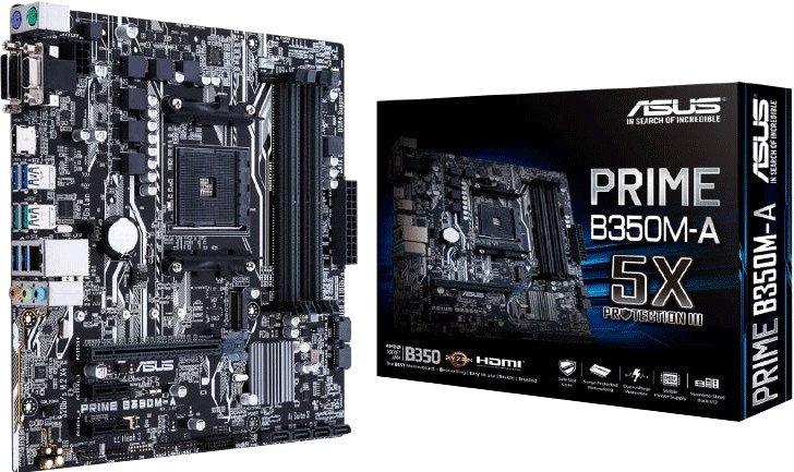 Fehler? Asus Prime B350M-A Mainboard (AMD AM4 Sockel) für 28,94€ inkl. VSK (statt 91€)