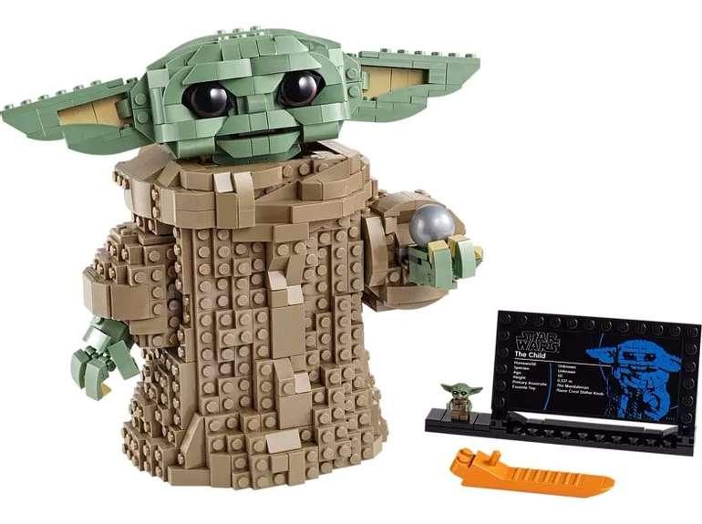 Lego Stars Wars - Yoda das Kind (75318) für 49,99€ inkl. Versand (statt 62€)