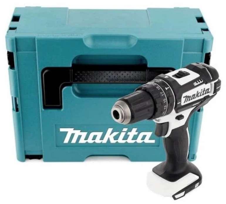 Makita DHP482ZWJ Akku-Schlagbohrschrauber im Makpac (ohne Akku und Ladegerät) für 86,96€ inkl. Versand - Newsletter!