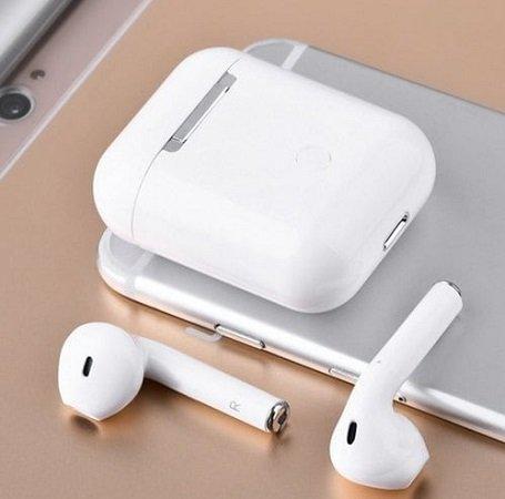 1:1 AirPods Clone: i60 TWS Wireless In-Ear Kopfhörer inkl. Ladecase für 18,09€