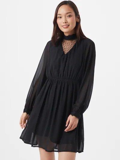 """Vero Moda Kleid """"Bella"""" in Schwarz für 11,83€ inkl. Versand (statt 18€)"""