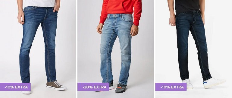 About You Bis zu -30% Rabatt auf Jeans & Kleider