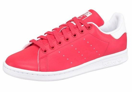 Adidas Originals Stan Smith Damen-Sneaker in Pink für 35,94€ inkl. Versand