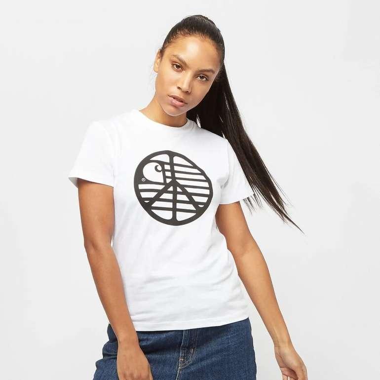 Carhartt WIP SS Peace State Damen T-Shirt für 21,49€ inkl. Versand (statt 35€)