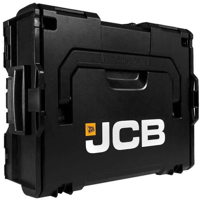 "JCB Sortimo Systemkoffer ""LB136"" L-BOXX (Größe 136, Leer) für 19,90€ inkl. Versand (statt 34€)"