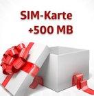 Fyve SIM-Karte + 1€ Guthaben + 500MB im 1. Monat (EU) für einmalig 2,50€