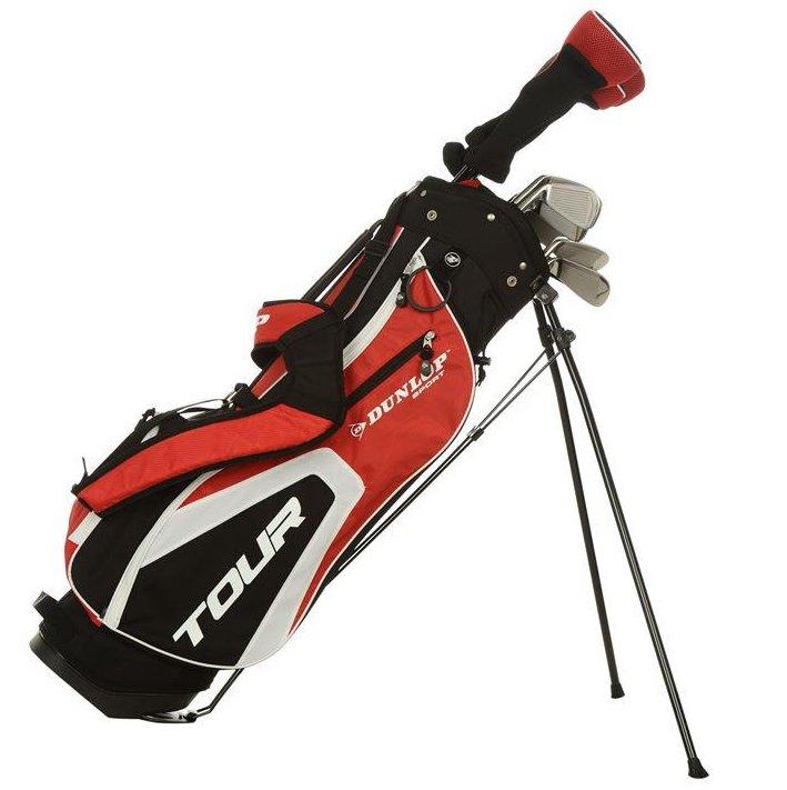 16-teiliges Dunlop TP13 Golfset Graphit Rechtshand für 144,44€ (statt 300€)