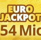54 Mio € im Pott: 1 Feld Eurojackpot kostenlos (statt 2€) für Neukunden