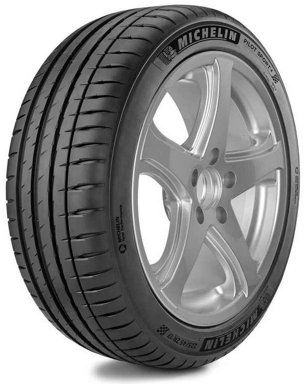 Michelin Pilot Sport 4 Sommerreifen 225/40 R18 92Y für 84,70€ inkl. VSK