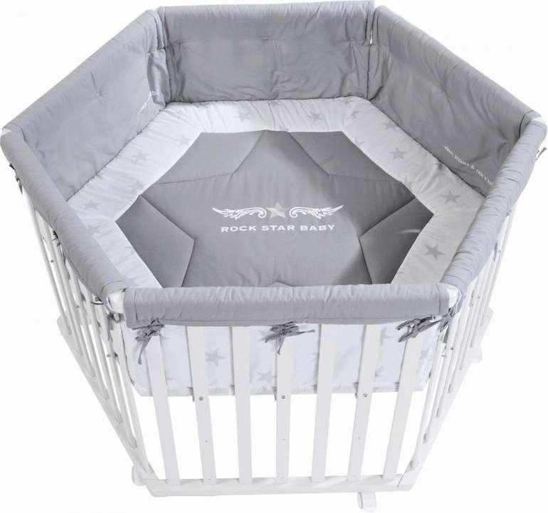 Babymarkt: Bis zu 45€ Rabatt je nach MBW, z.B. Roba Laufgitter 6-eckig für 105€