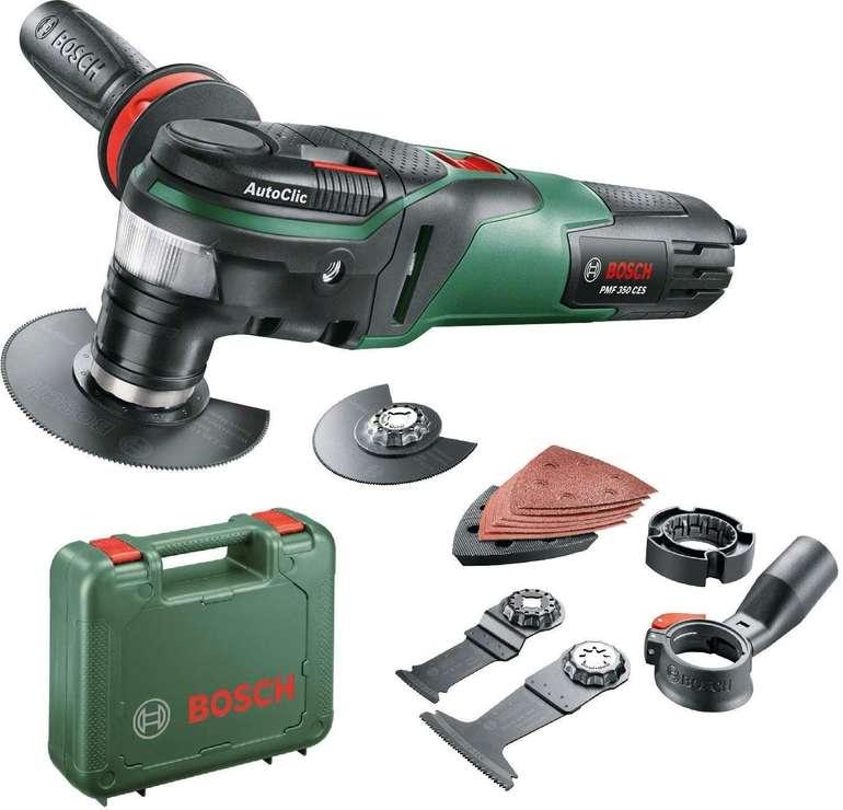 Bosch Multifunktionswerkzeug PMF 350 CES für 120,72€ inkl. Versand (statt 132€)