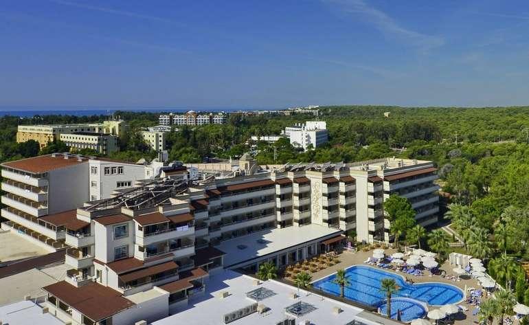 Türkei (Side): 7 Tage im 5* Hotel + All Inclusive inkl. Flug & Transfer ab 190€ p.P.
