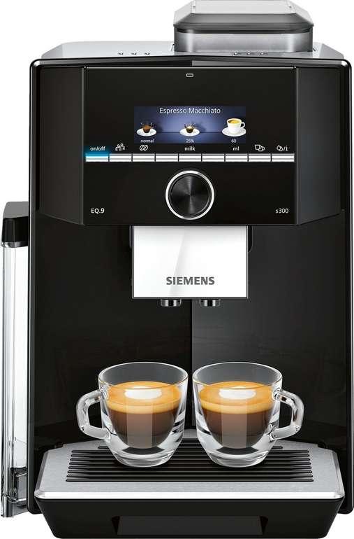 Siemens TI923509DE EQ.9 Kaffeevollautomat mit oneTouch für 929€ (statt 988€) - Ebay Plus!