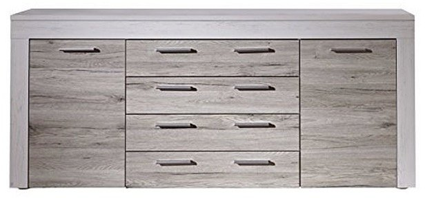 Sideboard Boom mit 2 Türen und 4 Schubladen für 199€ inkl. Versand