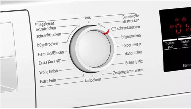 Bosch WTR85T30 Wärmepumpentrockner