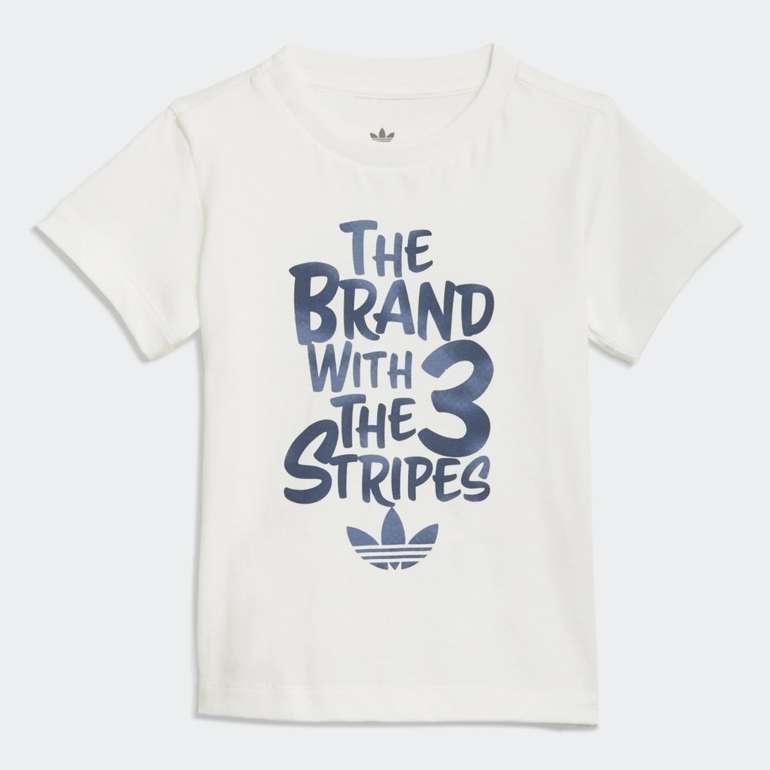 Adidas Graphic Print Camo Jungen T-Shirt für 9,45€ inkl. Versand (statt 14€) - Creators Club