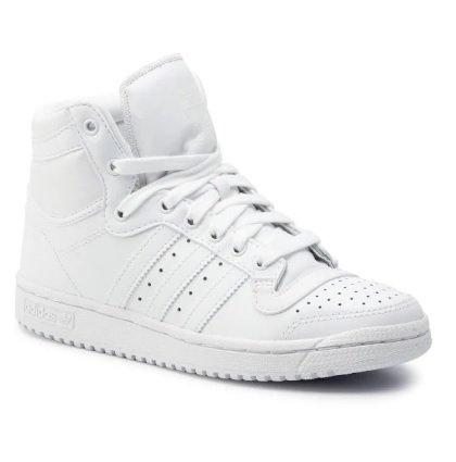 Adidas Originals Schuh 'Top Ten Hi' in weiß für 36€ inkl. Versand (statt 90€)