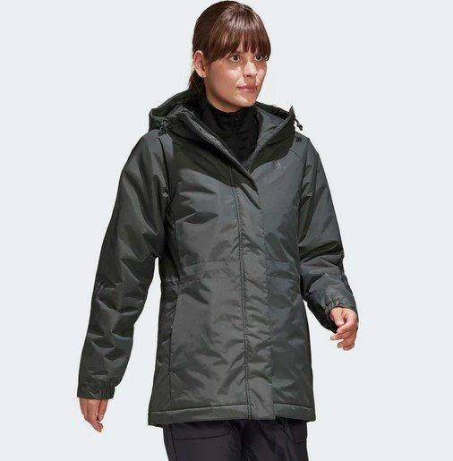 Adidas Damen Xploric 3-Streifen Winterjacke für 78,40€ inkl. Versand (statt 96€)