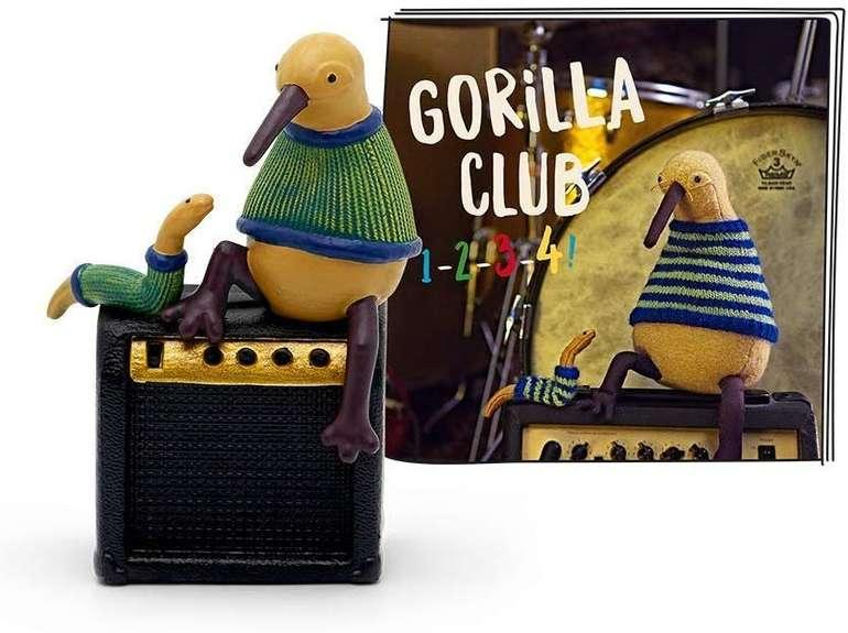 Tonies: Tonie Hörspielfigur Gorilla Club - 1-2-3-4! für 9,44€ mit Primeversand (statt 15€)