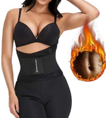 Slimerence Bauchgürtel/Fitnessgürtel zum Abnehmen für 9,59€ inkl. Prime Versand (statt 16€)