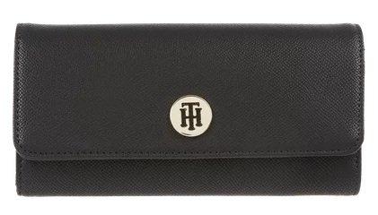 "Tommy Hilfiger Geldbörse in Leder-Optik ""Honey Lrg Ew"" für 34,99€ inkl. Versand (statt 50€)"
