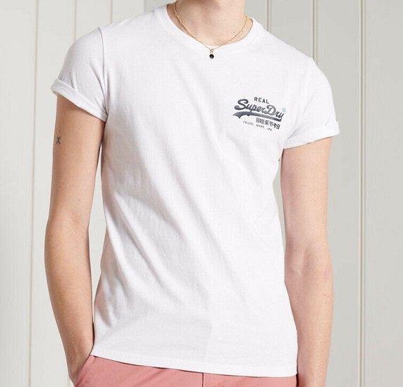 eBay: 20% Rabatt auf Beauty, Fashion, Uhren- & Schmuck - z.B. Superdry Herren  T-Shirt für 11,16€ (statt 23€)