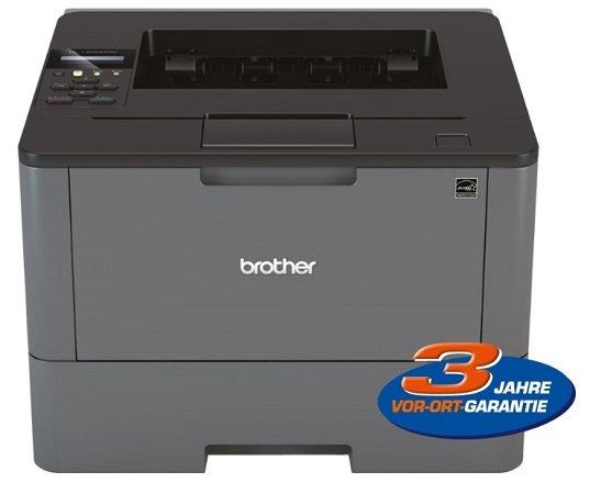 Brother HL-L5200DW Laserdrucker (WLAN, Duplex) für 148,25€ inkl. Versand