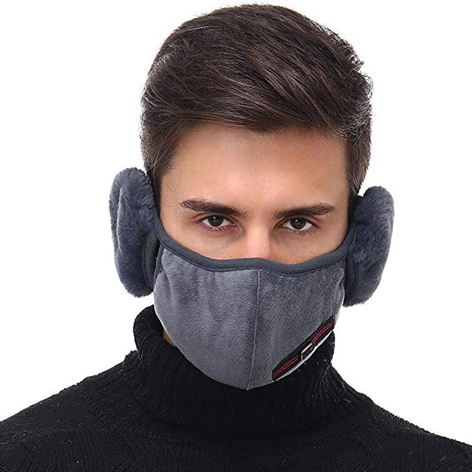 Neeky Mund-Nase-Maske mit Ohrenwärmern (verschiedene Designs) für je 2,49€ inkl. Versand (statt 12€)