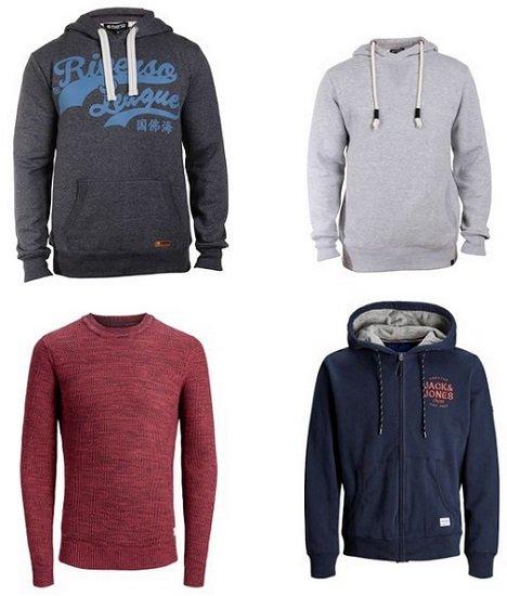 Verlängert - Jeans-Direct: 2 Hoodies für nur 39€ zzgl. VSK (106 zur Auswahl)